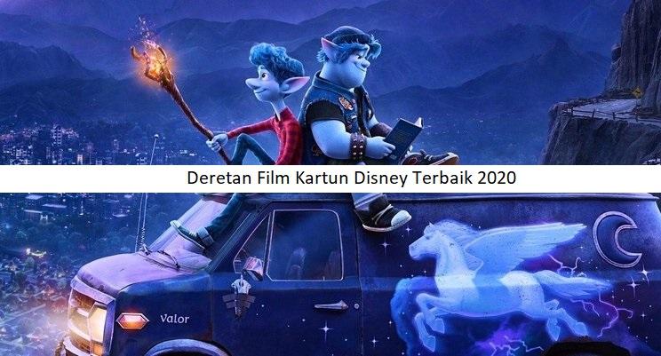 Deretan Film Kartun Disney Terbaik 2020
