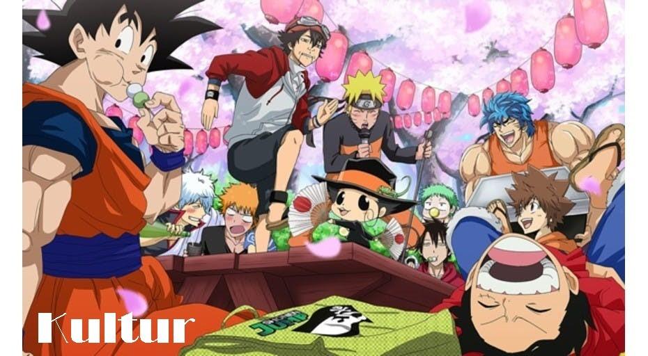 Ada Apa Dengan Anime Jepang?