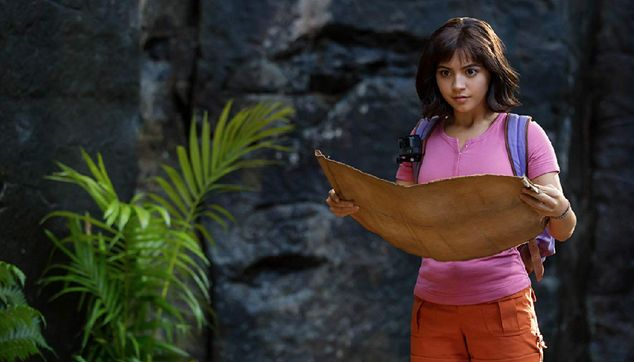 Review Dora The Lost City of Gold
